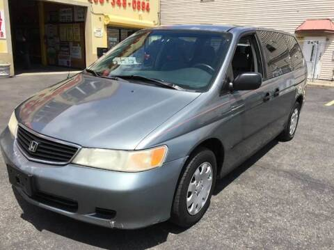 2000 Honda Odyssey for sale at Xpress Auto Sales & Service in Atlantic City NJ