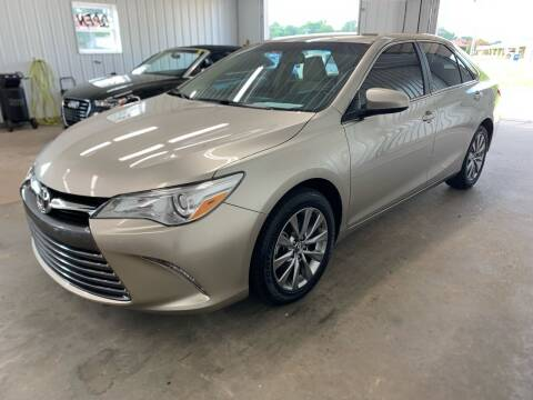 2017 Toyota Camry for sale at Bennett Motors, Inc. in Mayfield KY