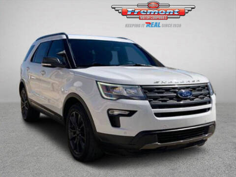 2019 Ford Explorer for sale at Rocky Mountain Commercial Trucks in Casper WY