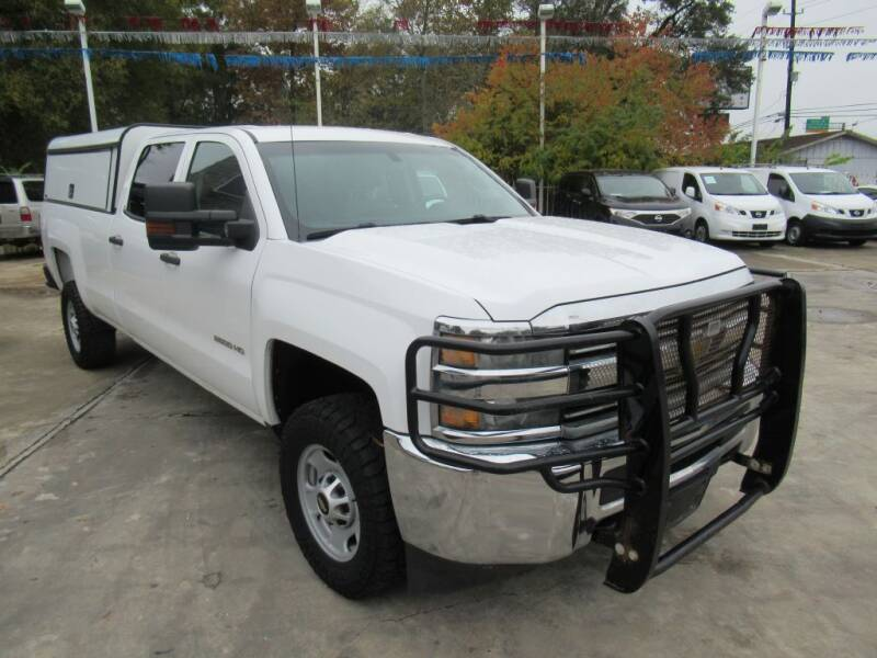2015 Chevrolet Silverado 2500HD for sale at Lone Star Auto Center in Spring TX