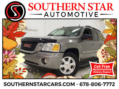 2005 GMC Envoy XL for sale at Southern Star Automotive, Inc. in Duluth GA