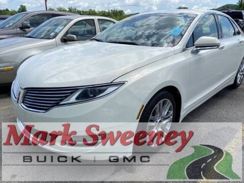 2013 Lincoln MKZ for sale at Mark Sweeney Buick GMC in Cincinnati OH