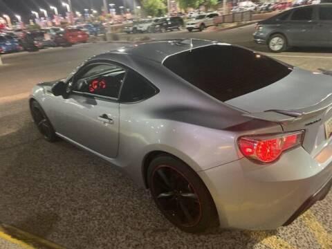 2016 Subaru BRZ for sale at Camelback Volkswagen Subaru in Phoenix AZ