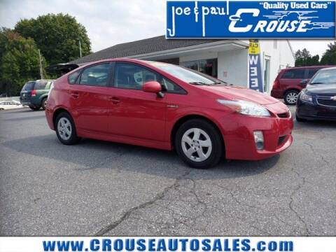 2011 Toyota Prius for sale at Joe and Paul Crouse Inc. in Columbia PA