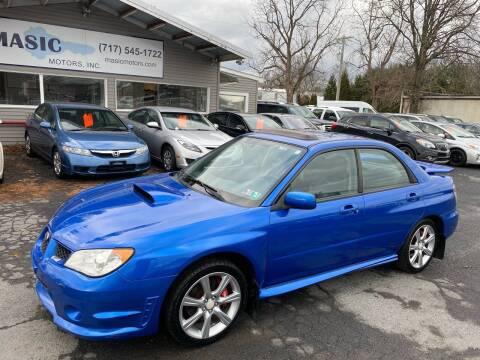 2007 Subaru Impreza for sale at Masic Motors, Inc. in Harrisburg PA