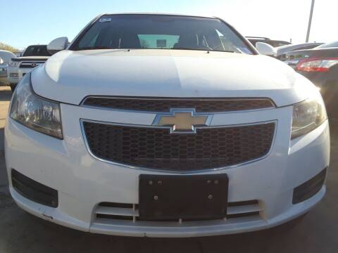 2011 Chevrolet Cruze for sale at Auto Haus Imports in Grand Prairie TX