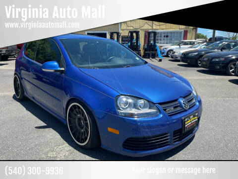 2008 Volkswagen R32 for sale at Virginia Auto Mall in Woodford VA