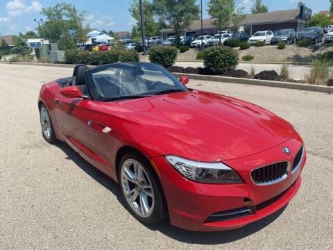 2009 BMW Z4 for sale at World Class Motors LLC in Noblesville IN
