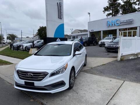 2017 Hyundai Sonata for sale at NYC Motorcars in Freeport NY