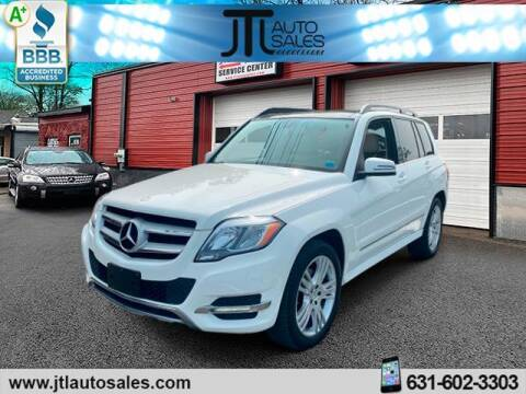 2013 Mercedes-Benz GLK for sale at JTL Auto Inc in Selden NY