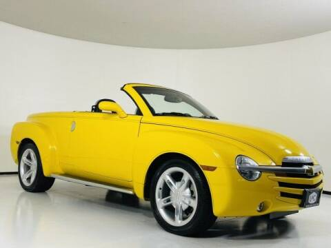 2004 Chevrolet SSR for sale at Luxury Auto Collection in Scottsdale AZ