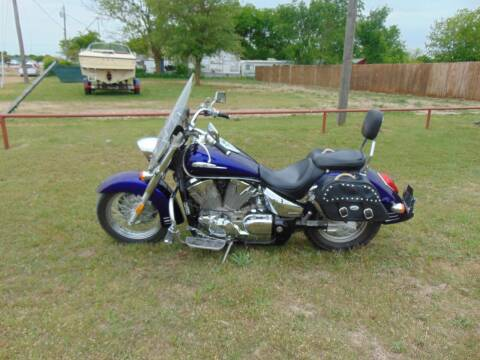 2003 Honda VTX for sale at Jacky Mears Motor Co in Cleburne TX