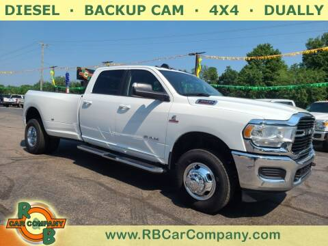 2020 RAM Ram Pickup 3500 for sale at R & B CAR CO - R&B CAR COMPANY in Columbia City IN