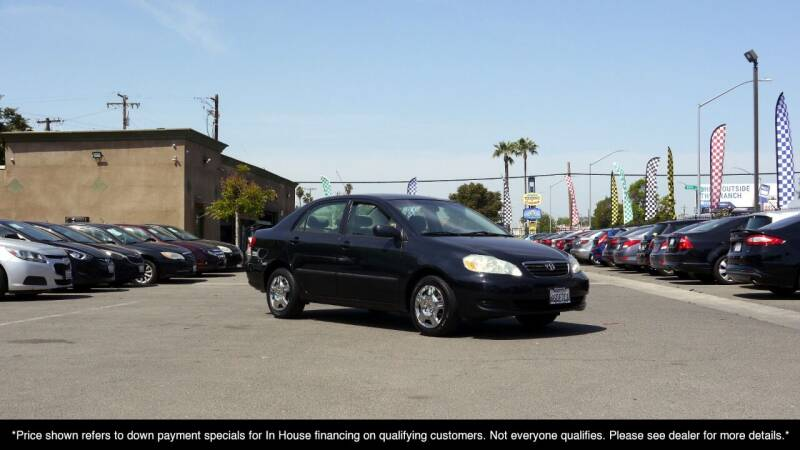 2007 Toyota Corolla for sale at Westland Auto Sales on 7th in Fresno CA