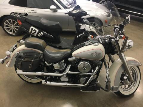 1994 Harley Davidson Heritage Softail for sale at CHAGRIN VALLEY AUTO BROKERS INC in Cleveland OH
