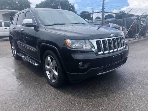 2013 Jeep Grand Cherokee for sale at RPM AUTO LAND in Anniston AL