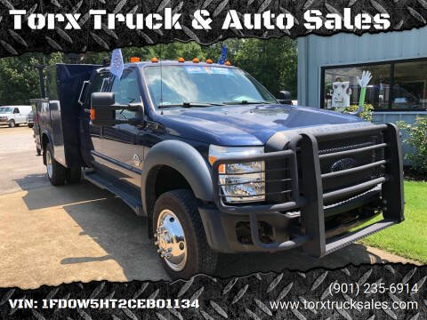 2012 Ford F-550 for sale at Torx Truck & Auto Sales in Eads TN