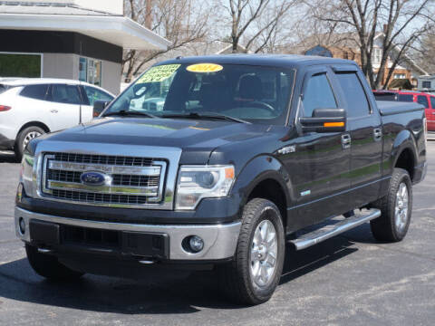 2014 Ford F-150 for sale at Jamerson Auto Sales in Anderson IN