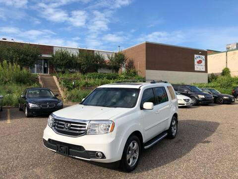 2013 Honda Pilot for sale at Family Auto Sales in Maplewood MN