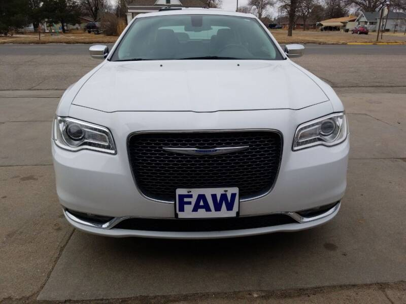 2018 Chrysler 300 for sale at Faw Motor Co - Faws Garage Inc. in Arapahoe NE