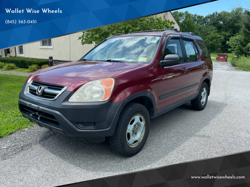 2003 Honda CR-V for sale at Wallet Wise Wheels in Montgomery NY