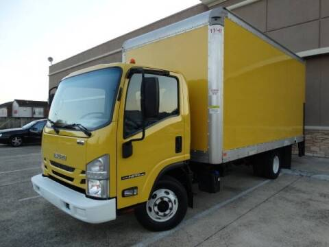 2016 Isuzu NPR-HD for sale at Abe Motors in Houston TX