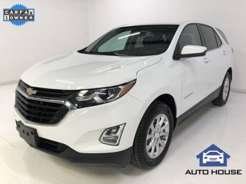 2018 Chevrolet Equinox for sale at Auto House Phoenix in Peoria AZ