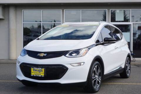 2019 Chevrolet Bolt EV for sale at Jeremy Sells Hyundai in Edmunds WA