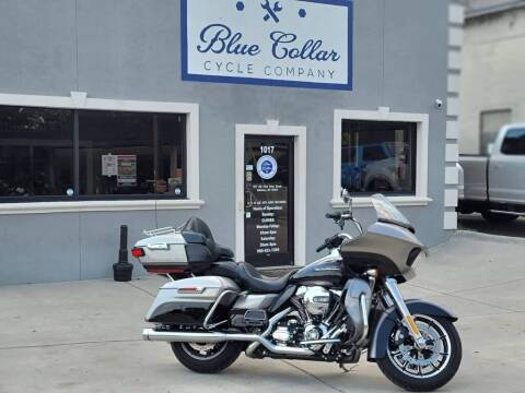 2016 Harley-Davidson FLTRU ROAD GLIDE ULTRA for sale at Blue Collar Cycle Company in Salisbury NC