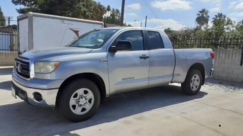2012 Toyota Tundra for sale at DOYONDA AUTO SALES in Pomona CA