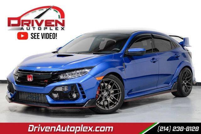 2018 Honda Civic for sale in Dallas, TX