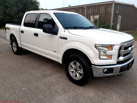 2015 Ford F-150 for sale at Empire Auto Remarketing in Shawnee OK