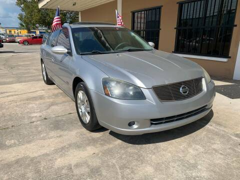 2005 Nissan Altima for sale at Eastside Auto Brokers LLC in Fort Myers FL