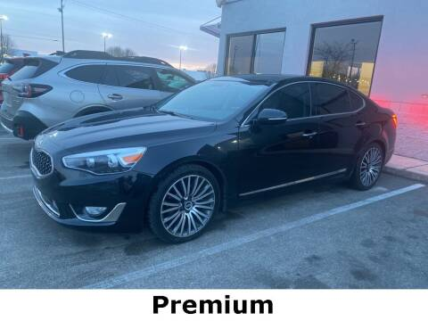 2016 Kia Cadenza for sale at Coast to Coast Imports in Fishers IN