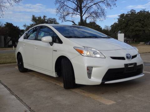 2012 Toyota Prius for sale at 123 Car 2 Go LLC in Dallas TX