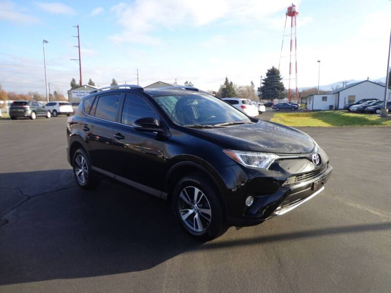 2016 Toyota RAV4 for sale at New Deal Used Cars in Spokane Valley WA