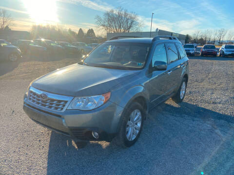 2011 Subaru Forester for sale at US5 Auto Sales in Shippensburg PA