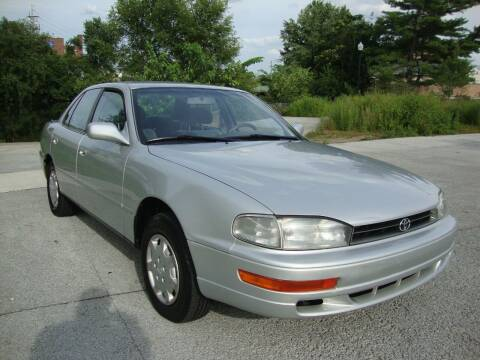 1992 Toyota Camry for sale at Discount Auto Sales in Passaic NJ