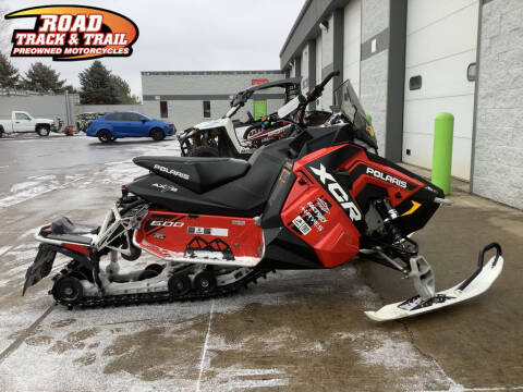 2017 Polaris 600 RUSH® XCR 121 for sale at Road Track and Trail in Big Bend WI
