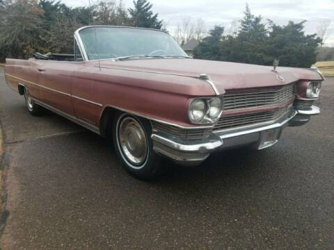 1964 Cadillac Eldorado for sale at Classic Car Deals in Cadillac MI