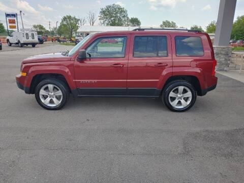 2015 Jeep Patriot for sale at Wildfire Motors in Richmond IN