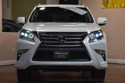2019 Lexus GX 460 for sale at Tampa Bay AutoNetwork in Tampa FL