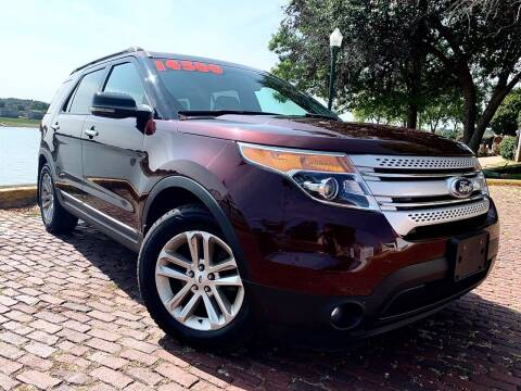 2012 Ford Explorer for sale at PUTNAM AUTO SALES INC in Marietta OH