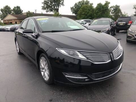 2016 Lincoln MKZ for sale at Newcombs Auto Sales in Auburn Hills MI