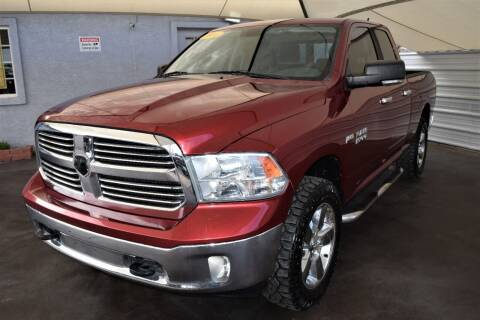 2014 RAM Ram Pickup 1500 for sale at 1st Class Motors in Phoenix AZ