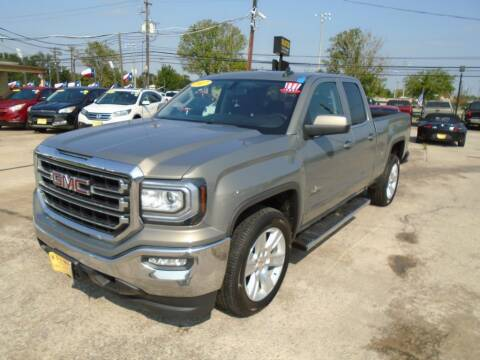 2017 GMC Sierra 1500 for sale at BAS MOTORS in Houston TX
