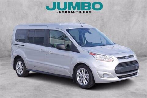 2017 Ford Transit Connect Wagon for sale at Jumbo Auto & Truck Plaza in Hollywood FL