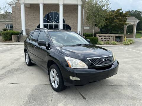 2006 Lexus RX 330 for sale at 411 Trucks & Auto Sales Inc. in Maryville TN
