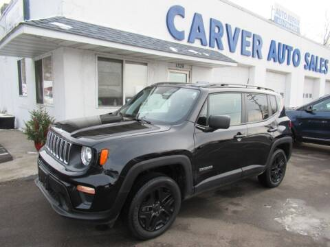 2019 Jeep Renegade for sale at Carver Auto Sales in Saint Paul MN
