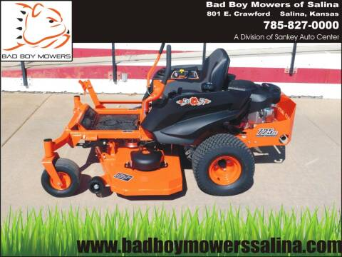Bad Boy MZ Magnum 54  (#7070) for sale at Bad Boy Mowers Salina in Salina KS